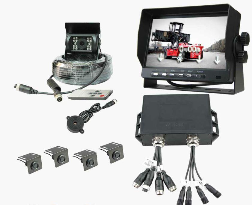 กล้องติดรถบรรทุก NP-R4-B2